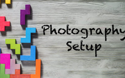 The 5 Keys to an Efficient Product Photography Setup