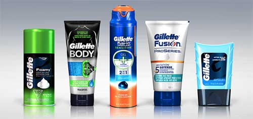 Gillette-Group-Products