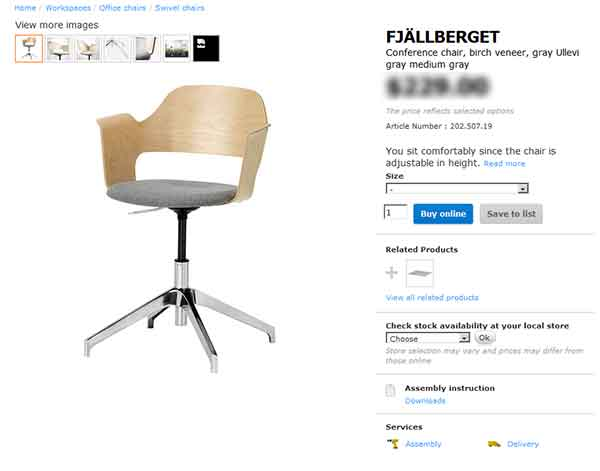 Ikea-Office-Chair-Online