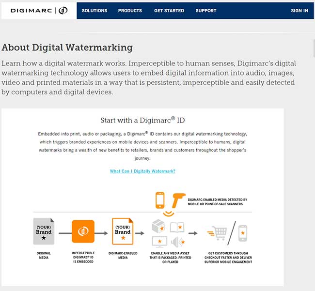 Digimarc-Digital-Watermarking