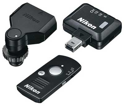 Nikon-WR-R10-WR-T10-WR-A10-Wireless-Remote-Adapter-Set