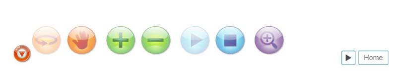 360 viewer controls