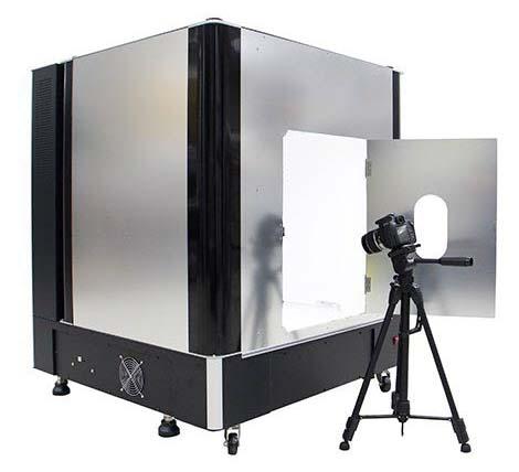 Ortery PhotoBench lightbox